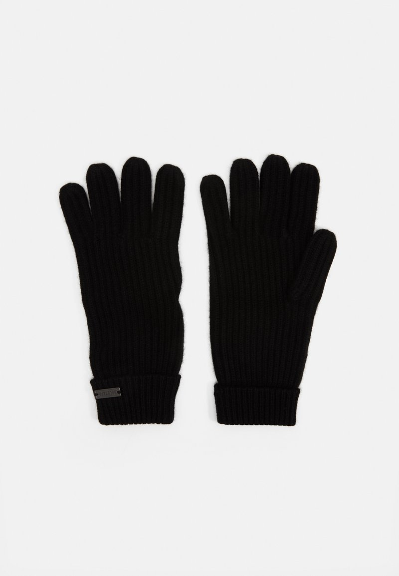 Belstaff - MARINE GLOVE - Gloves - black