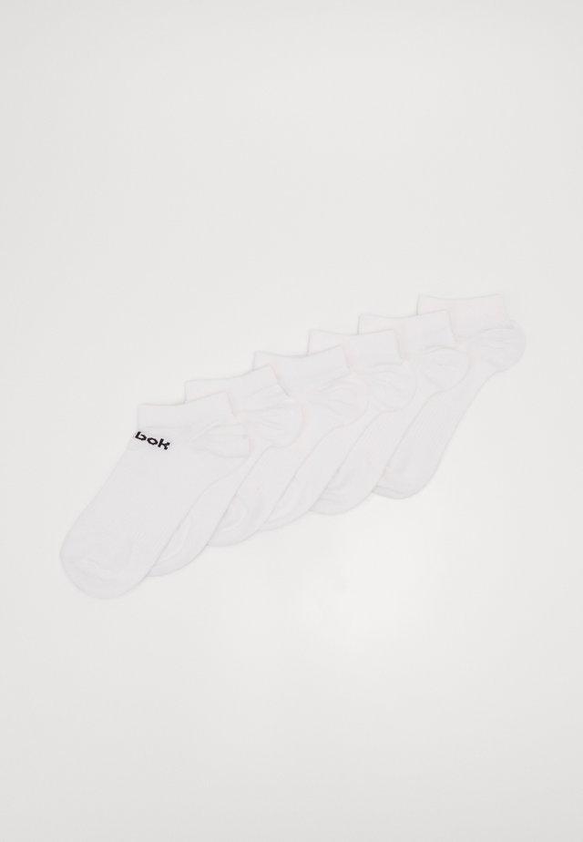 ACT CORE INSIDE SOCK 6 PACK - Sportovní ponožky - white