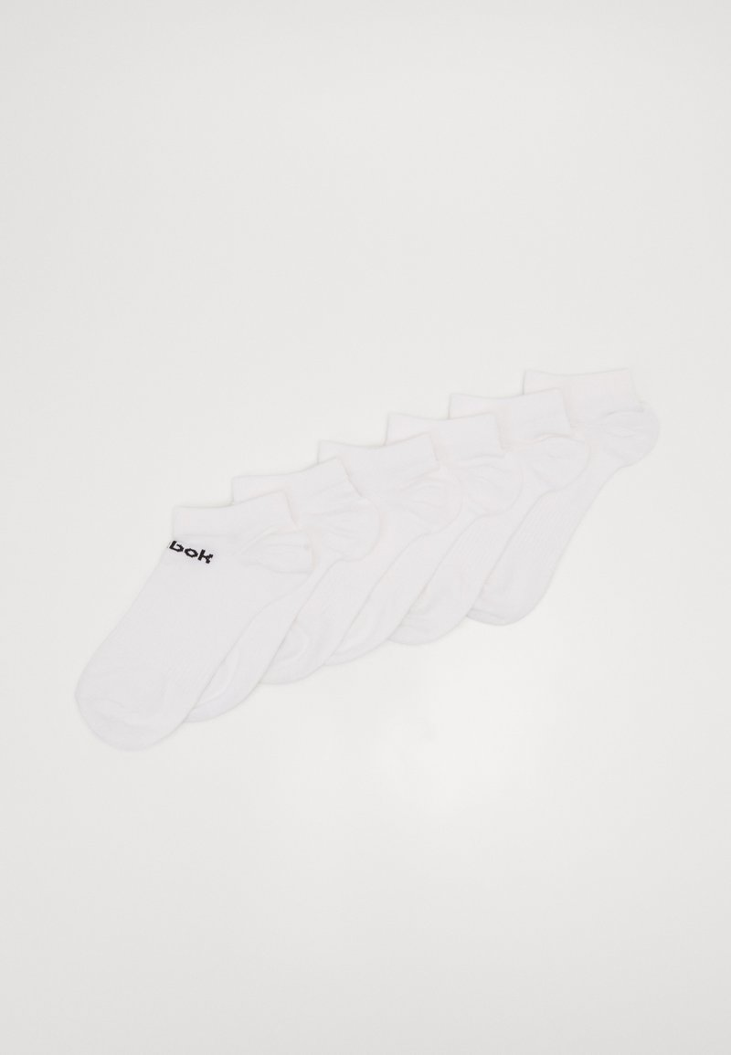 Reebok - ACT CORE INSIDE SOCK 6 PACK - Calcetines de deporte - white