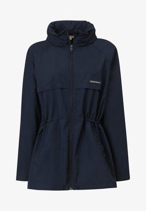 Outdoor jacket - dark blue