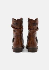 Tamaris - BOOTS - Stiefel - brandy - 3