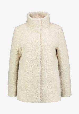 LONG JACKET - Veste d'hiver - pale beige melange
