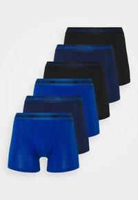 JBS - TIGHTS BAMBOO 6 PACK - Pants - blue - 4