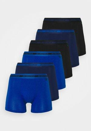 TIGHTS BAMBOO 6 PACK - Underkläder - blue