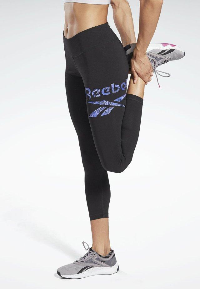 MODERN SAFARI ELEMENTS LEGGINGS - Collant - black