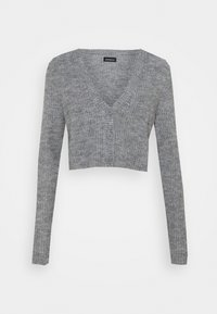 Even&Odd - Cardigan - mottled grey - 5