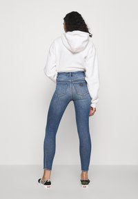 Abrand Jeans - HIGH ANKLE BASHER - Jeans Skinny Fit - stone blue denim - 2
