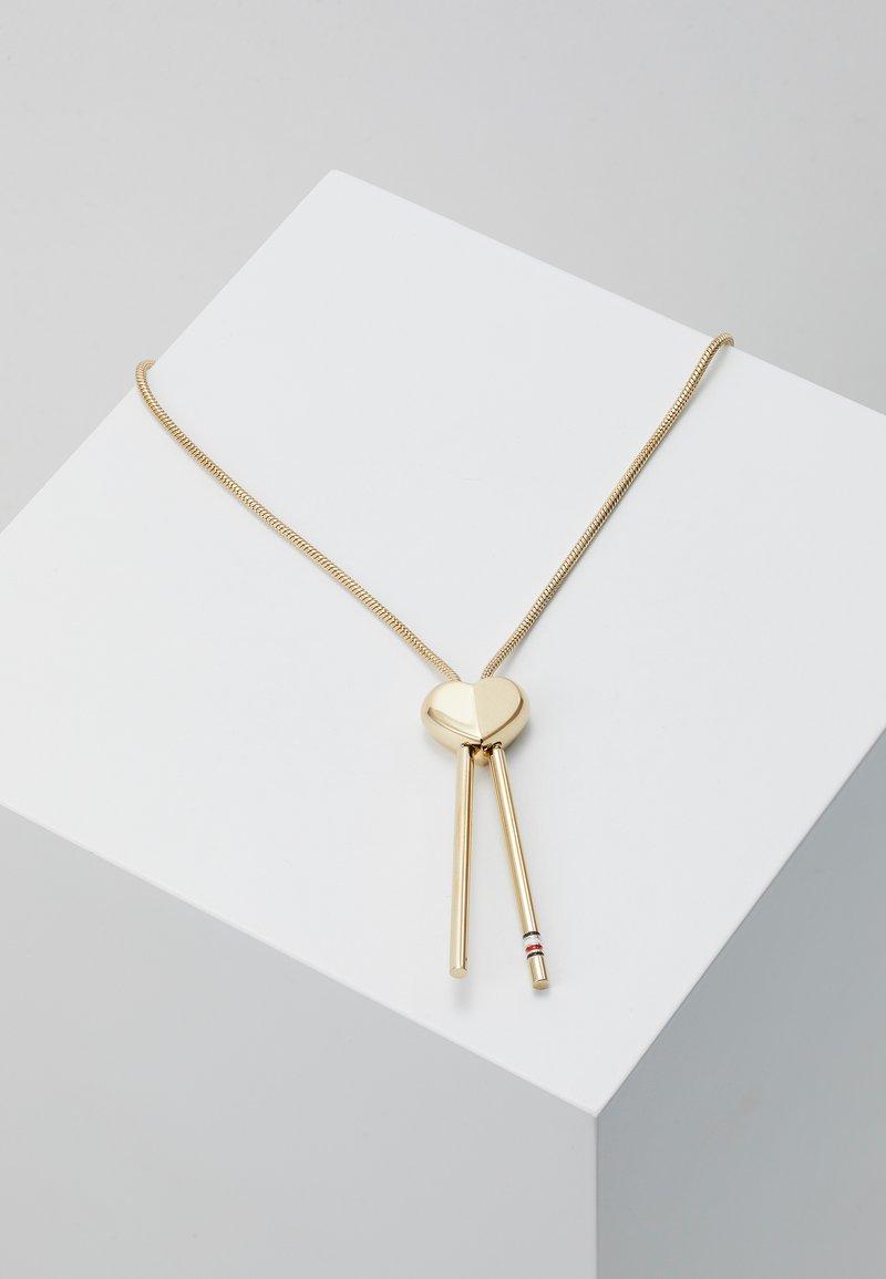 Tommy Hilfiger - DRESSEDUP - Necklace - gold-coloured