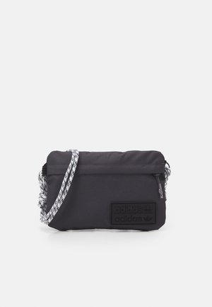 SIMPLE POUC UNISEX - Sac bandoulière - solid grey/white/black