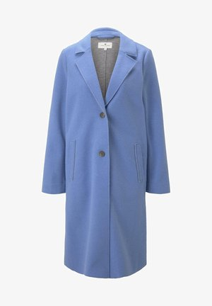 Classic coat - sea blue