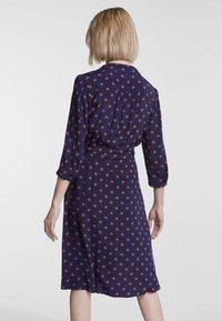 SET - Shirt dress - blue - 2