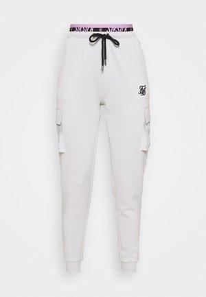 DIVERGENT JOGGER - Pantalones deportivos - grey