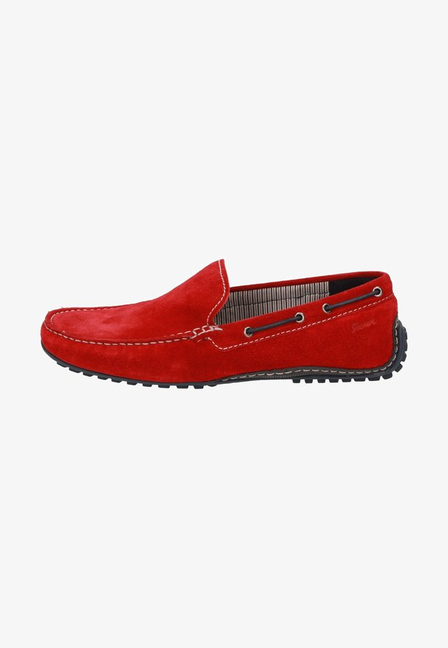 CALLIMO - Moccasins - red