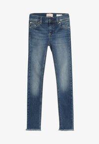 Kids ONLY - Jeans Skinny Fit - medium blue denim - 3