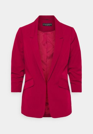 EDGE TO EDGE JACKET - Blazer - red