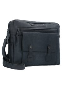 Greenburry - VINTAGE REVIVAL - Borsa a tracolla - black - 3
