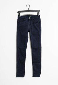 s.Oliver BLACK LABEL - Slim fit jeans - blue - 0