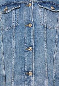 7 for all mankind - MODERN TRUCKER ON POINT - Denim jacket - light blue - 2