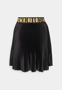 Versace Jeans Couture - LADY SKIRT - Pleated skirt - black - 7