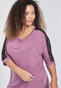 SPG Woman - Longsleeve - purple - 3