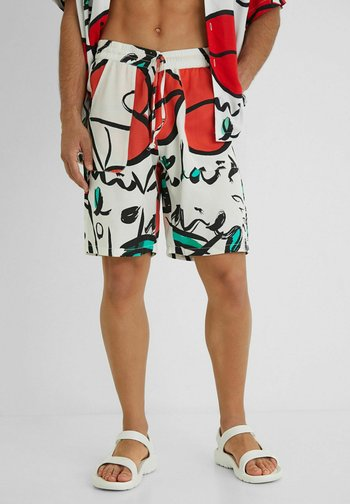 DESIGNED BY ESTEBAN CORTAZAR - Shorts - white