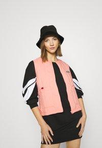 adidas Originals - SPORTS INSPIRED REGULAR VEST - Waistcoat - trace pink - 0