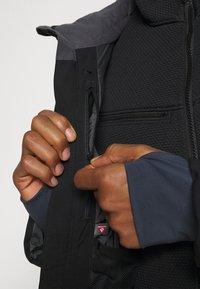 Spyder - TRIPOINT GTX - Ski jacket - black - 4