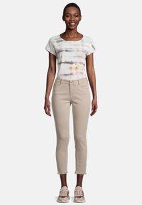 Cartoon - Slim fit jeans - beige - 1