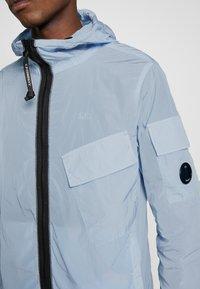 C.P. Company - OVERSHIRT - Summer jacket - light grey - 5
