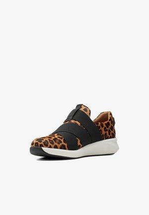 Tenisky - leopard print