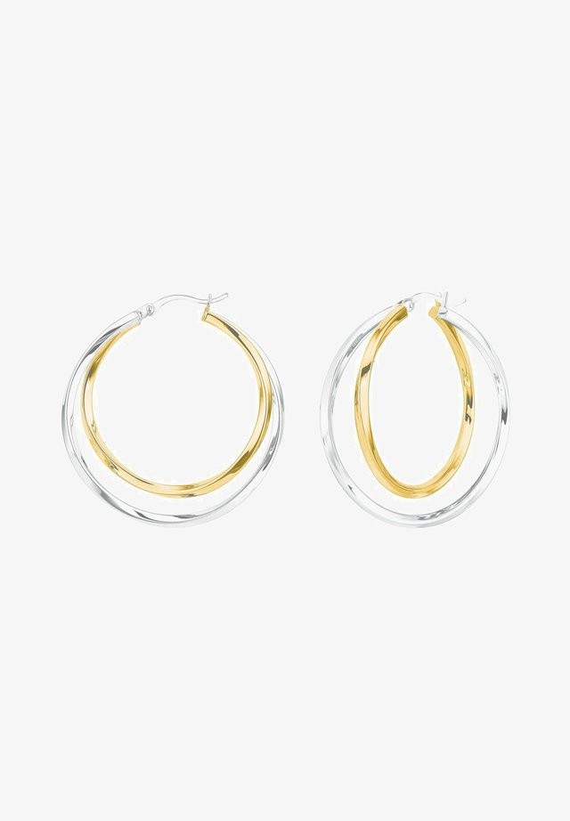 Earrings - bicolor
