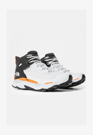 M VECTIV EXPLORIS MID FUTURELIGHT - Hikingsko - tnf white/tnf black