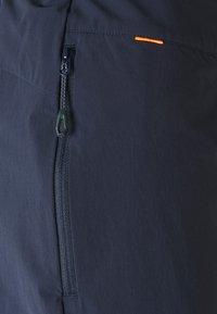Mammut - RUNBOLD LIGHT PANTS WOMEN - Trousers - marine - 2