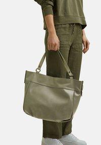Esprit - FASHION - Tote bag - olive - 2