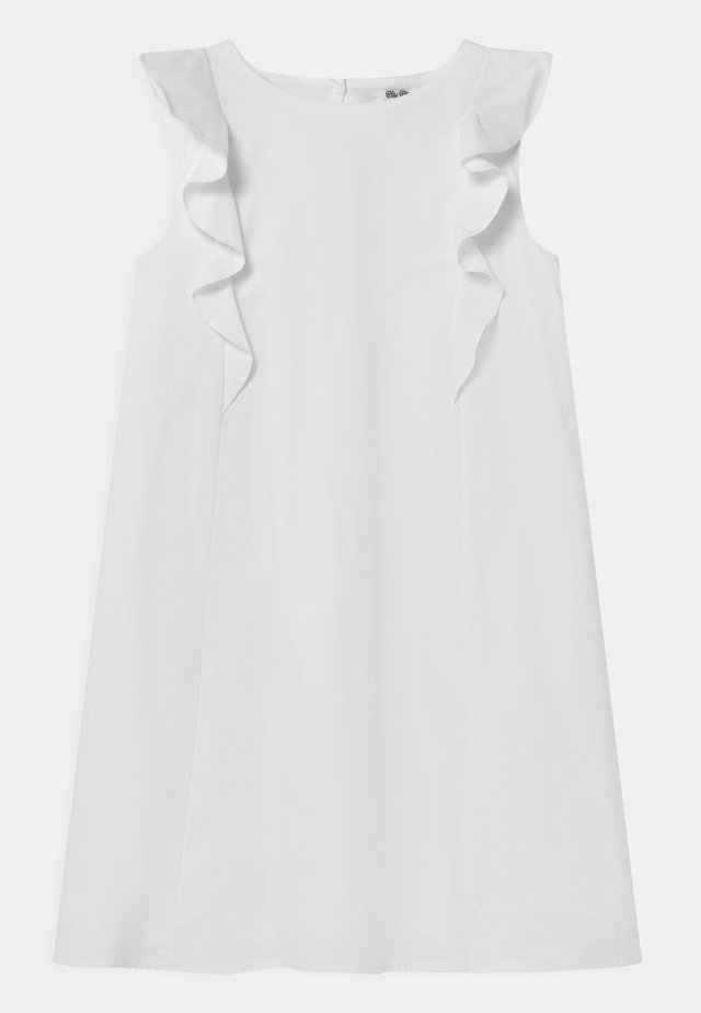 GIRLS - Korte jurk - white