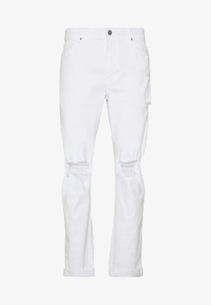 Jeans Tapered Fit - white blowout