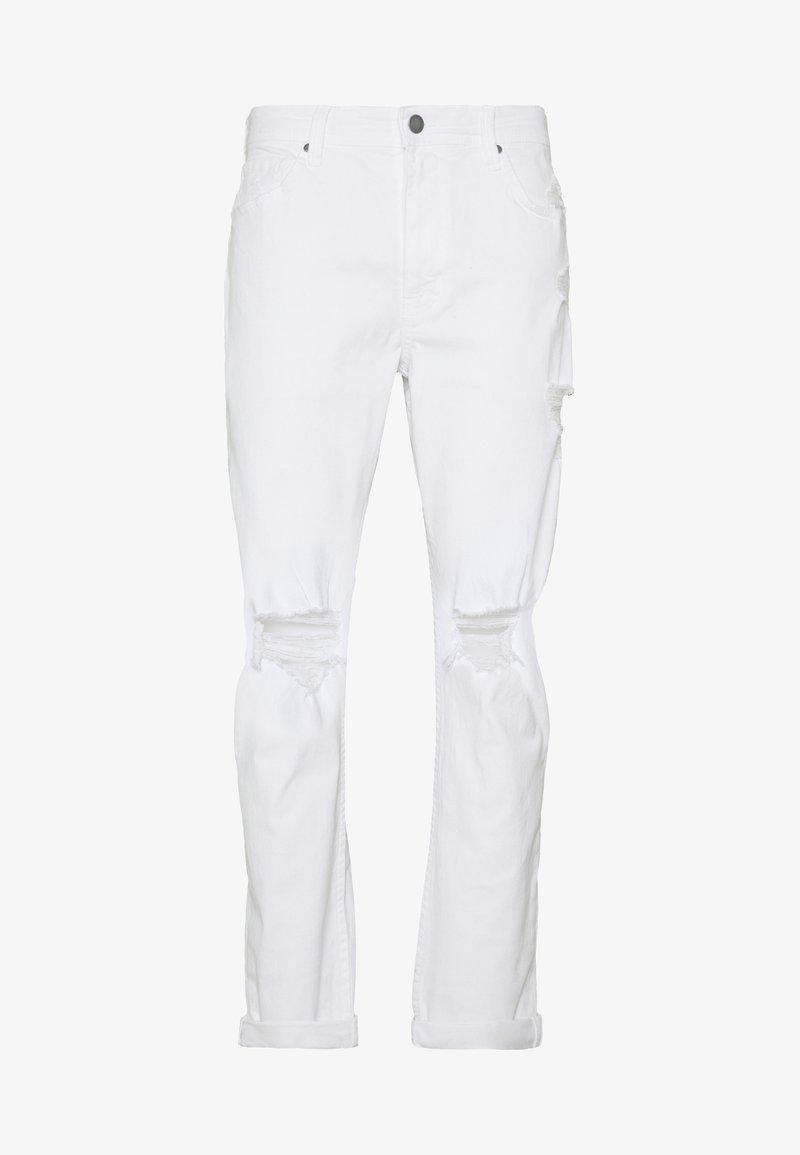 Cotton On - Zúžené džíny - white blowout