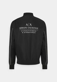Armani Exchange - JACKET - Korte jassen - black - 0