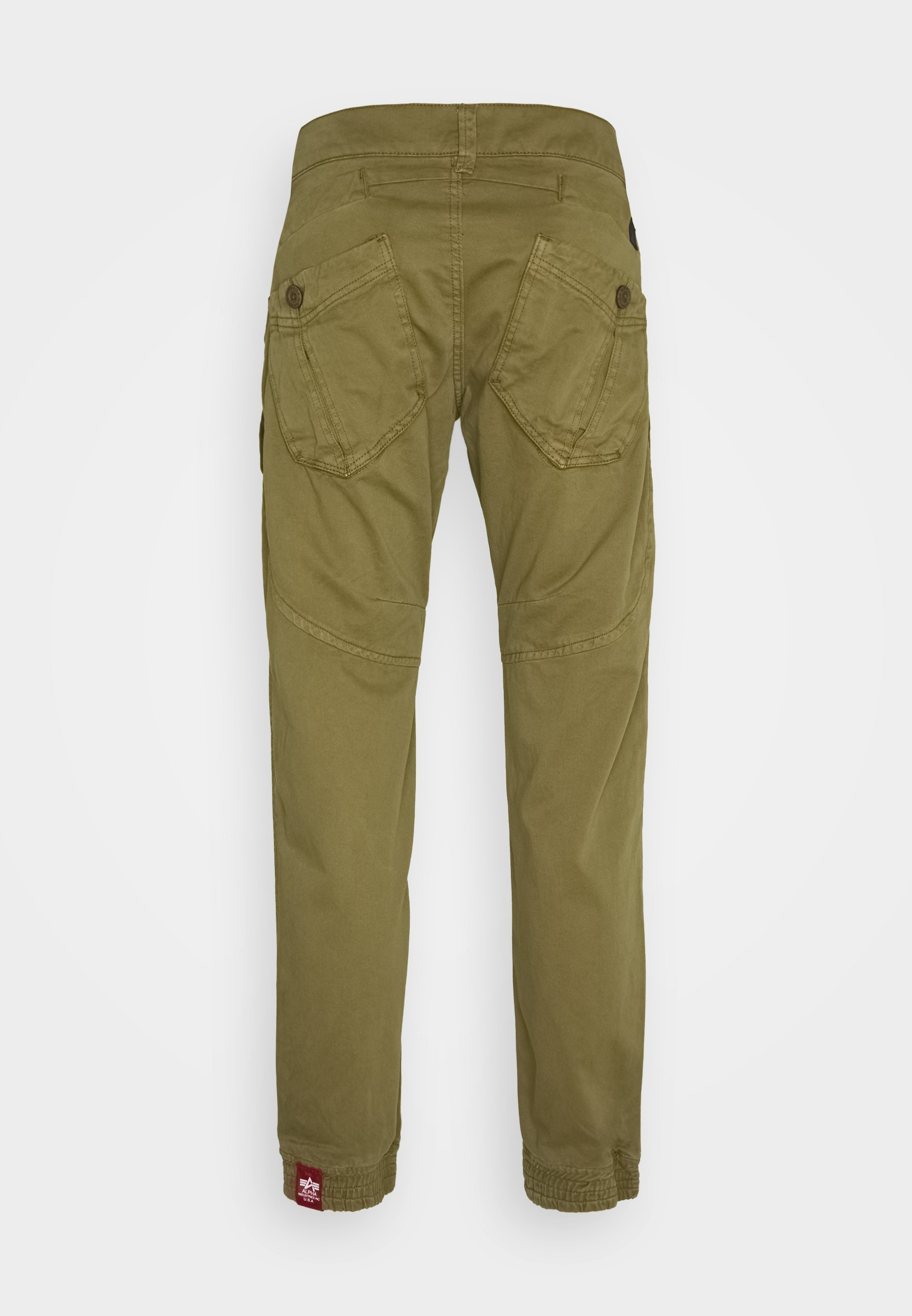 Alpha Industries MAJOR PANT - Pantalon cargo - olive