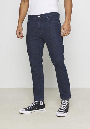 DAD JEAN STRAIGHT - Jeansy Straight Leg - oslo dark blue com