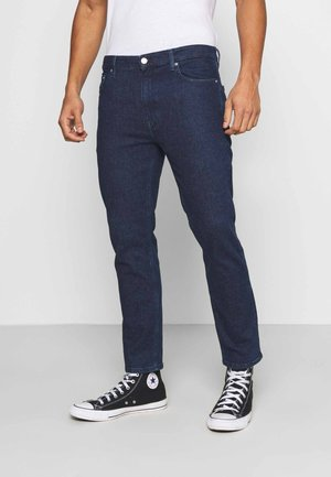DAD JEAN STRAIGHT - Džíny Straight Fit - oslo dark blue com
