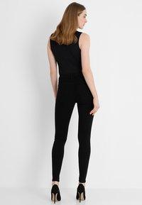 Dr.Denim Tall - Jeans Skinny Fit - black - 2