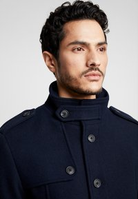 Selected Homme - SLHCOVENT COAT - Cappotto invernale - dark sapphire - 4