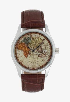 VINTAGE WORLD - Watch - dark brown