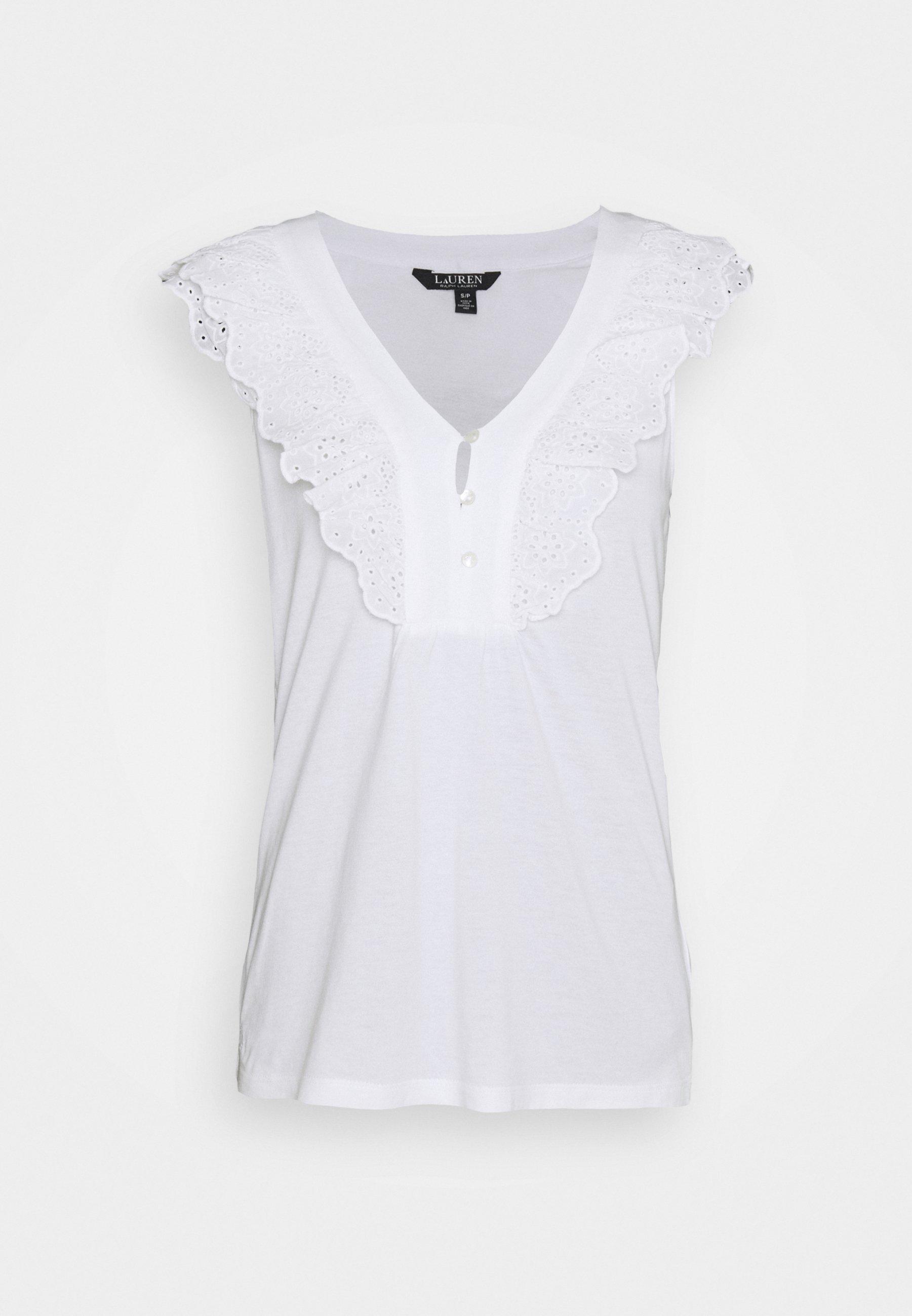 Women BIZETH SLEEVELESS - Basic T-shirt