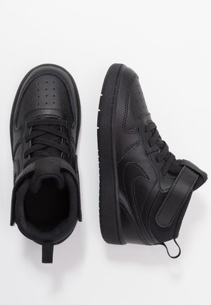 Zapatillas altas - black