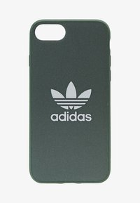 adidas Originals - MOULDED CASE CANVAS  IPHONE 6/6S/7/8 - Etui na telefon - trace green/white - 1