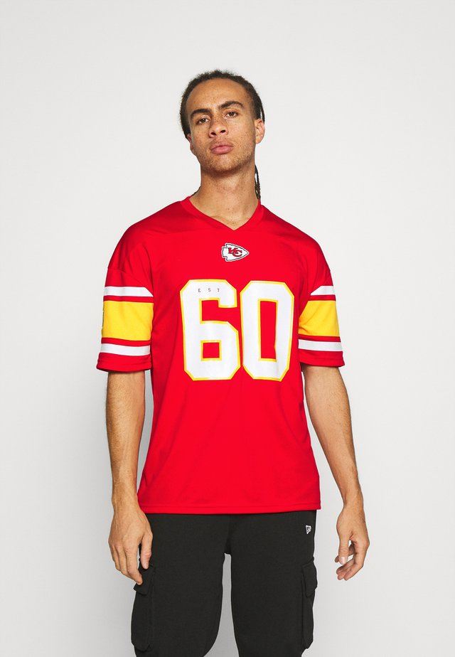 NFL KANSAS CITY CHIEFS FRANCHISE SUPPORTERS - Squadra - red