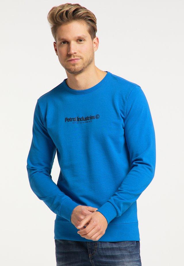 Trui - azure blue