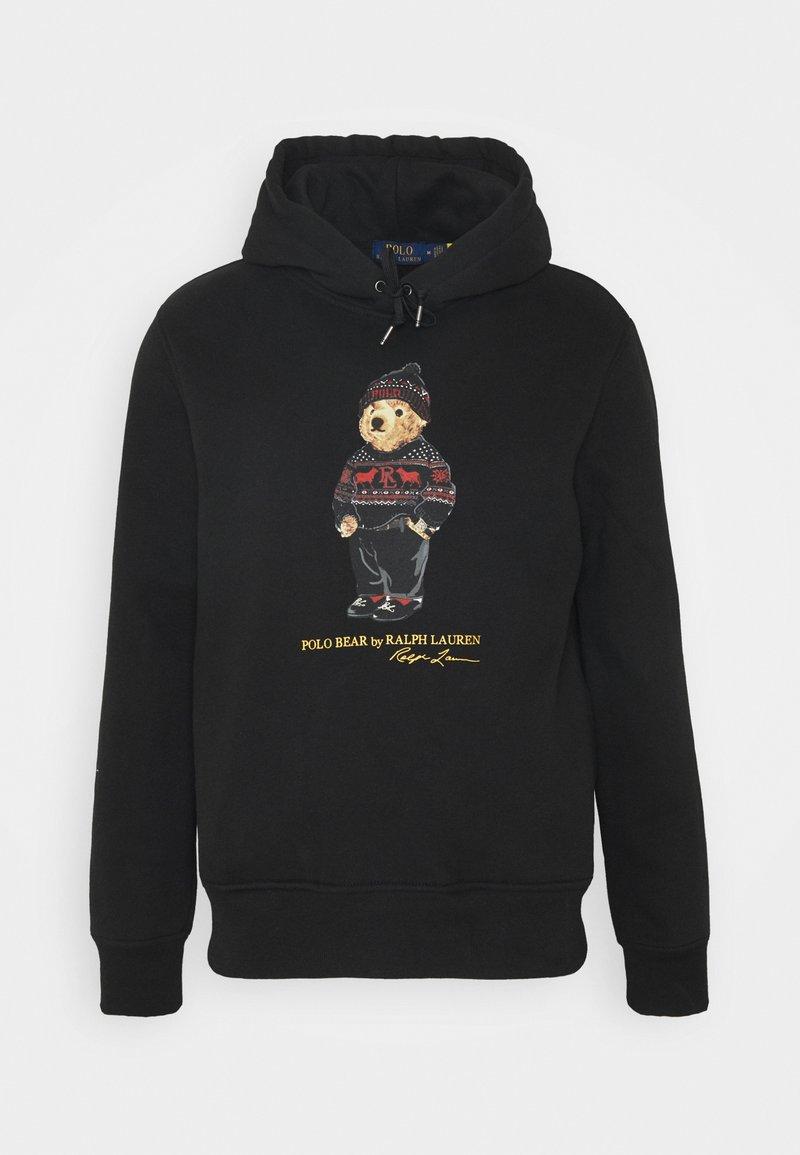 Polo Ralph Lauren - MAGIC - Luvtröja - black